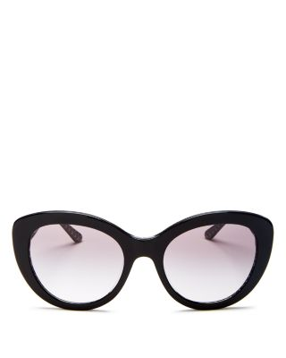 Women's Cat Eye Sunglasses, 55mm by Tory Burch