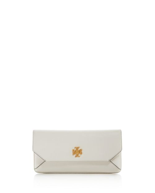 92acf1668377 Tory Burch Kira Leather Envelope Clutch   Bloomingdale s
