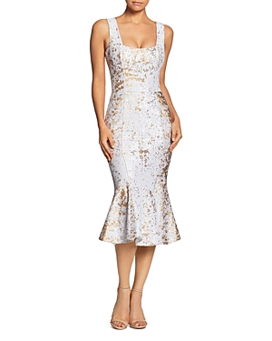 Dress the Population Fiona Sequined Dress