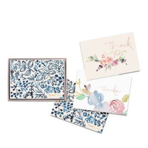 Fringe Studio Watercolor Thank You Note Cards