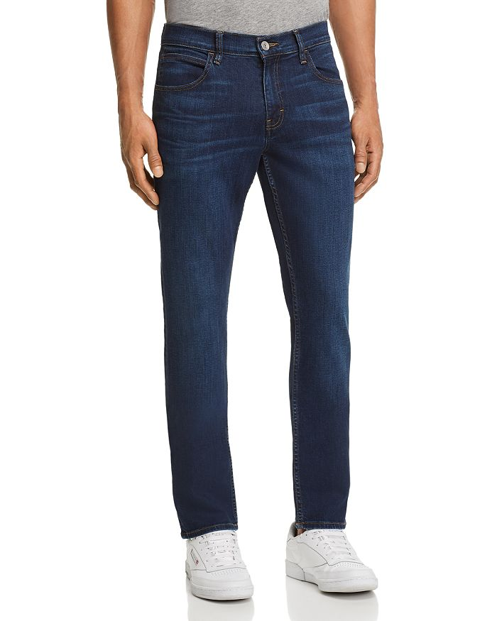 Hudson - Byron Straight Fit Jeans in Big Dog