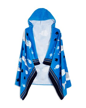 Caro Home - Aquarium Kids Hooded Beach Towel