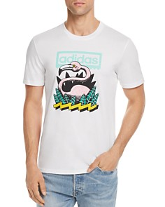 adidas Originals Wading Flamingo Tee - Bloomingdale's_0