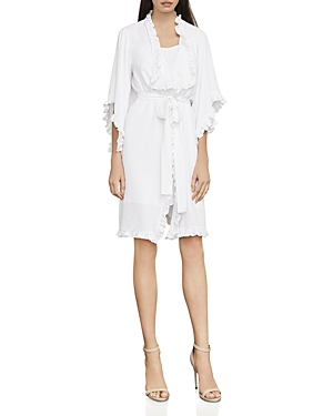 Bcbgmaxazria Denisa Two-Piece Robe Dress