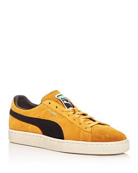 PUMA - Men's Classic Archive Suede Lace Up Sneakers
