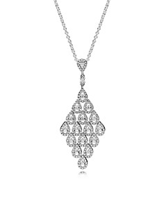 "PANDORA Cascading Glamour Pendant Necklace, 31.5"" - Bloomingdale's_0"