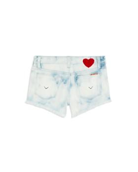 Hudson - Girls' Free Love Bleached Shorts - Little Kid