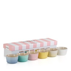 Le Creuset - Sorbet Mini Ramekins, Set of 6