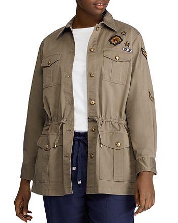 Ralph Lauren - Embellished Cargo Jacket