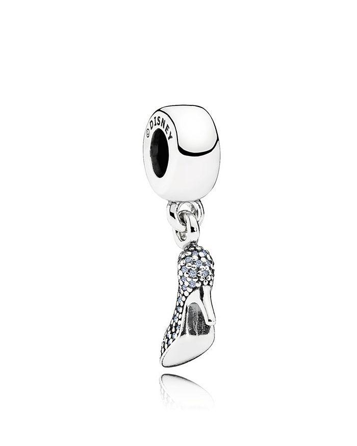 Pandora - Sterling Silver Cinderella Shoe Drop Charm