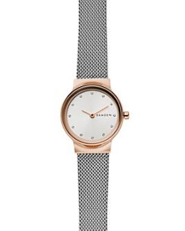 Skagen - Freja Two-Tone Steel-Mesh Watch, 26mm