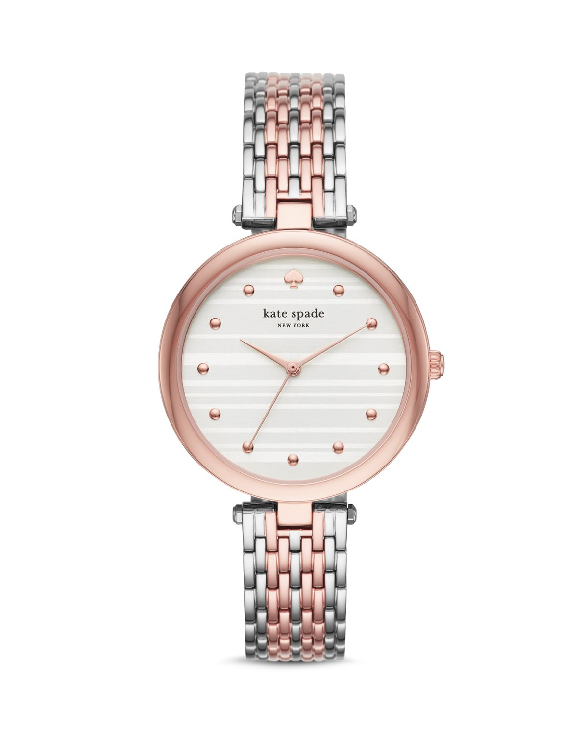 Varick Two Tone Watch, 36mm by Kate Spade New York