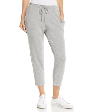 MICHELLE BY COMUNE WRENS CROPPED SWEATPANTS