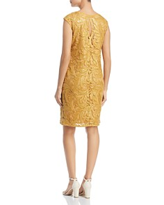 NIC and ZOE - Sequined Lace Shift Dress