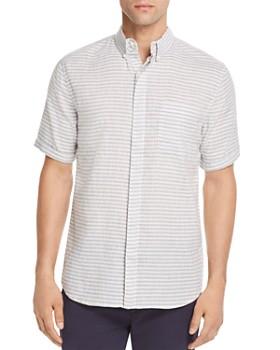 Joe's Jeans - John Striped Regular Fit Button-Down Shirt