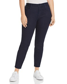 NYDJ Plus - Ami Super Skinny Ankle Jeans in Rinse