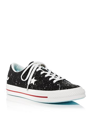 Converse - Women's One Star OX x Chiara Ferragni Glitter Sneakers
