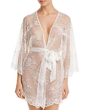 Eberjey Aurora Lace Robe