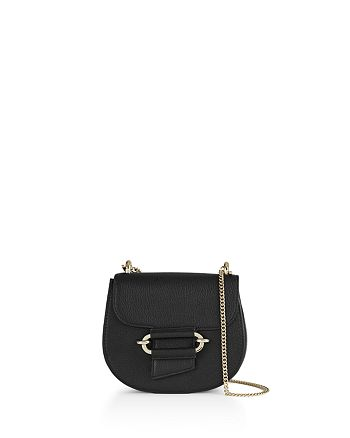 3a3e671f51b9 REISS - Maltby Mini Leather Crossbody