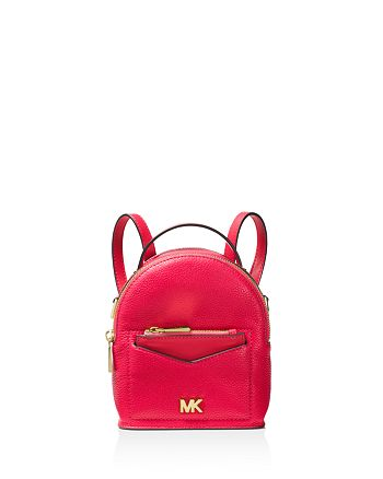 7275afd4adaa shopping michael michael kors jessa extra small convertible leather backpack  3523d ec839