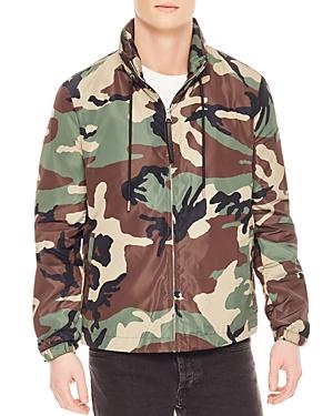Sandro Electric Camo Jacket