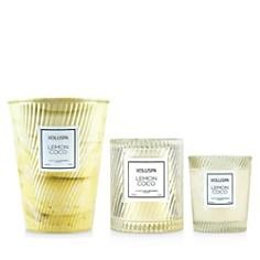 Voluspa - Lemon Coco Collection