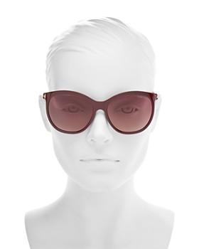 Tom Ford - Women's Geraldine Square Sunglasses, 57mm - 100% Exclusive