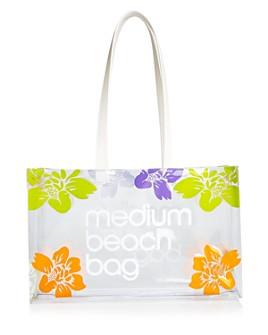 Bloomingdale's - Medium Beach Bag - 100% Exclusive