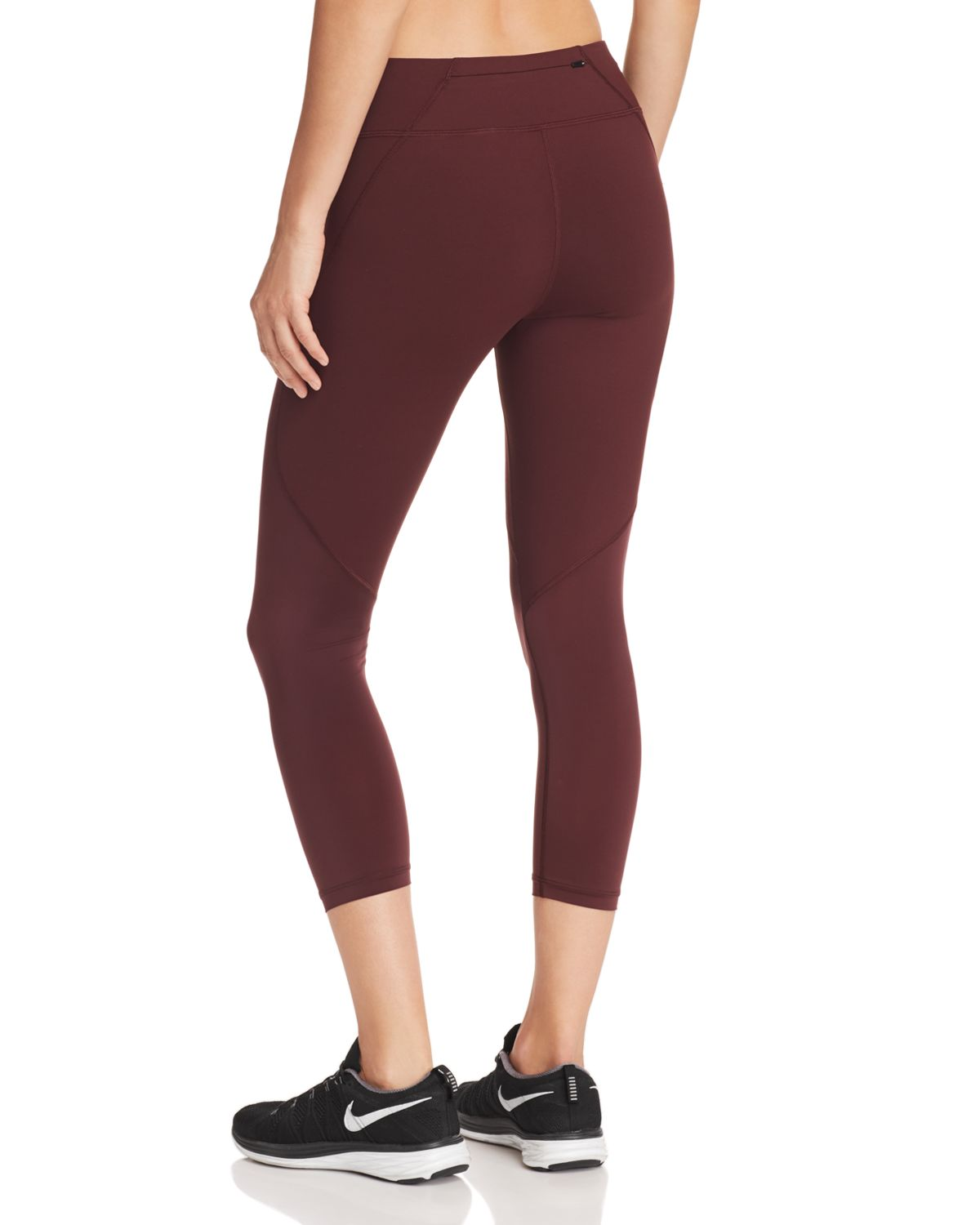 Power Epic Lux Cropped Leggings  by Nike