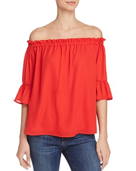 PPLA - Myla Off-the-Shoulder Top