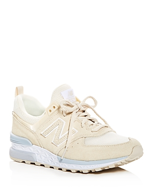 New Balance Women's 574 Sport Lace Up Sneakers