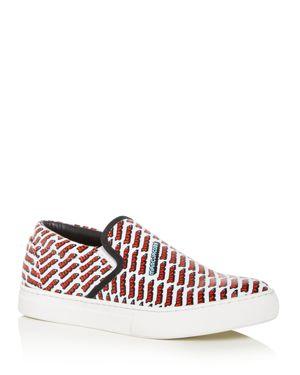 Marc Jacobs Women's Love Slip-On Sneakers