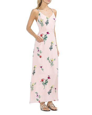 8c9889945d VINCE CAMUTO - Tropical Garden Strappy Maxi Dress