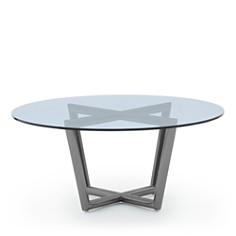 Mitchell Gold Bob Williams Modern Round Dining Table - Bloomingdale's_0