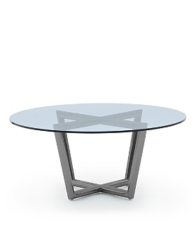 Modern Dining Tables Luxury Dining Tables Bloomingdales - All glass dining room table