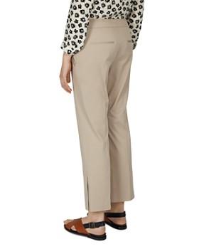 Gerard Darel - Pantalon Cropped Button-Detail Pants