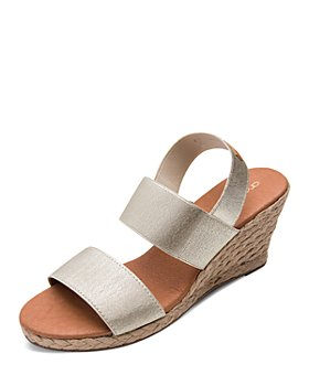 Andre Assous - Women's Allison Strappy Espadrille Wedge Sandals