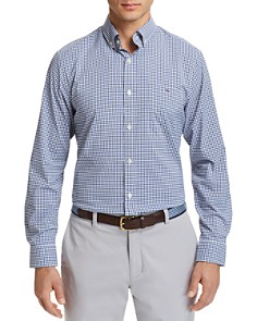 Vineyard Vines - Performance Grand Cay Gingham Classic Fit Button-Down Shirt