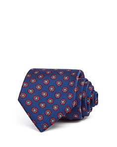 Drake's Medallion Classic Tie - Bloomingdale's_0