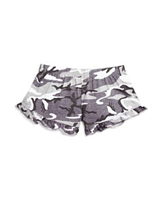 So Nikki... - Girls' Camo Shorts - Big Kid