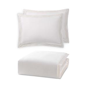 Charisma Luxe Cotton & Linen Duvet Cover Set, King