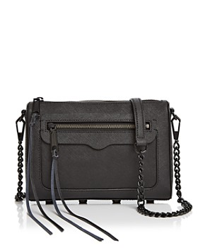 Rebecca Minkoff - Avery Leather Crossbody
