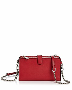 Rebecca Minkoff - Leather Chain Wallet