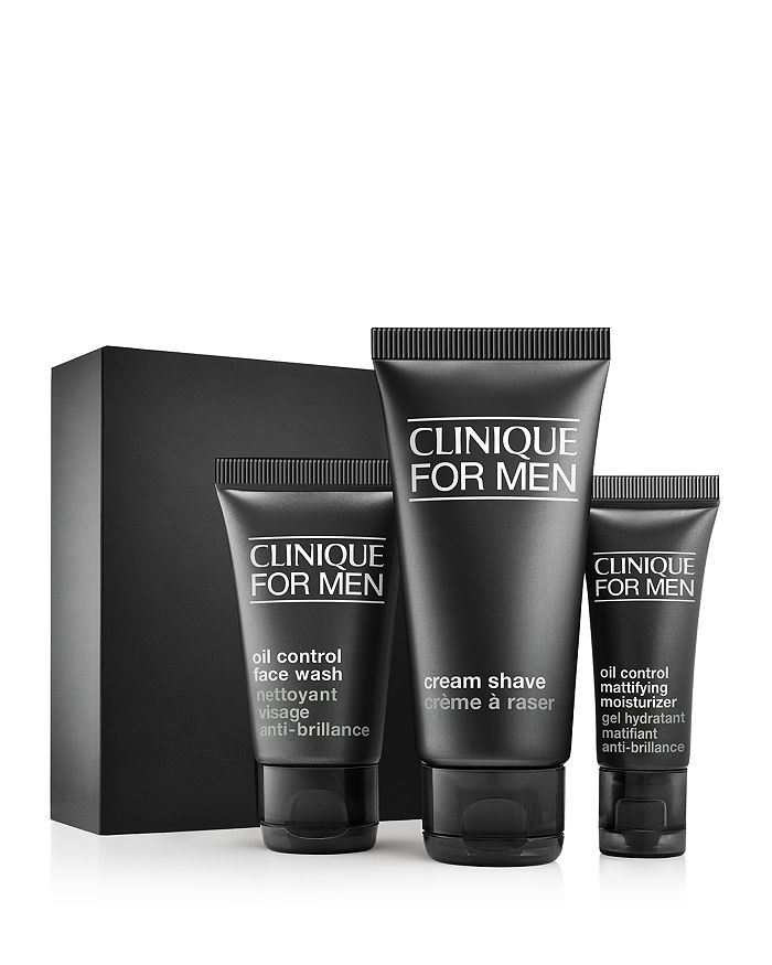 Clinique - For Men Daily Oil Control Starter Gift Set