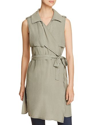 Bagatelle - Draped Duster Vest