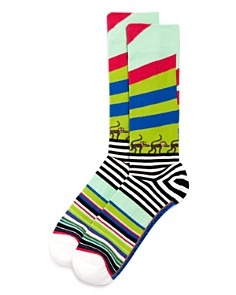 The Men's Store at Bloomingdale's Monkey Business Socks_0