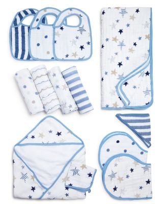 Infant Rock Star Burpy Bibs, 2 Pack