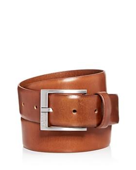 BOSS Hugo Boss - Gerron Replace Distressed Leather Belt
