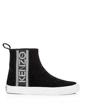 Kenzo - Women's Suede High Top Sneakers