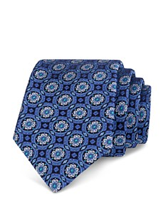 Ted Baker Circle Medallion Classic Tie - Bloomingdale's_0